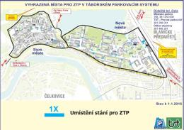 Parkovani Mesto Tabor Oficialni Webove Stranky